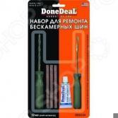 Набор для ремонта бескамерных шин Done Deal DD 0324