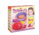 Набор теста для лепки Toys Lab «Огненно-красный»