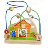 Лабиринт деревянный Toys Lab «Веселая ферма»