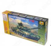 Сборная модель Звезда российский основной боевой танк Т-90