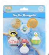 Набор игрушек для ванны Toy Target «Пингвины 2»