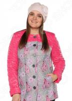 Куртка Pit.Gakoff «Нелли». Цвет: розовый