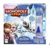 Настольная игра Hasbro JUNIOR «Монополия. Холодное сердце»