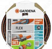Комплект: шланг и фитинги Gardena Flex