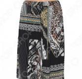 Юбка-шорты Лауме-Лайн «Нежное танго». Цвет: изумрудный