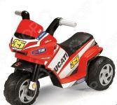 Электромотоцикл Peg-Perego Mini Ducati