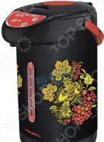 Термопот Росинка РОС-1011 «Хохлома»