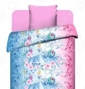 Детский комплект постельного белья Василек «Прекрасная Золушка»