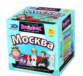 Игра настольная обучающая BrainBox «Сундучок знаний. Москва»