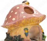 Домик для хомяка Beeztees «Грибок» 805836