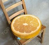 Подушка на стул IRIS Marca Marco 3002 круглая