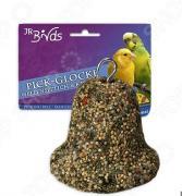 Камень минеральный для волнистых попугаев и канареек JR Farm «Колокольчик»