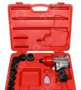 Набор инструмента: пневмогайковерт с ударными головками Force F-6111-1