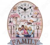 Часы-фоторамка Lefard Family 799-157