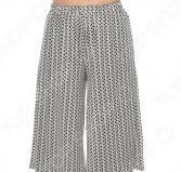 Юбка-шорты Лауме-Лайн «Нежное танго». Цвет: бежевый