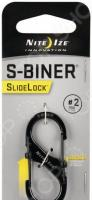 Карабин для мелочей NiteIze S-Biner SlideLock