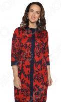 Платье «Благородная». Цвет: красный