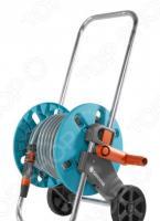 Катушка для шланга на колесах Gardena AquaRoll S Classic