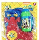 Игрушка для пускания мыльных пузырей 1 Toy «Губка Боб» Т58747