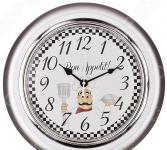 Часы настенные Lefard Chef kitchen 220-157