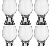 Набор бокалов для вина Bohemia Crystal «Джина» 674-557