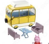 Набор игровой Peppa Pig «Веселый кемпинг»