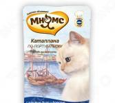 Корм влажный для кошек Мнямс «Катаплана по-португальски» с форелью