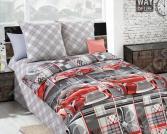 Детский комплект постельного белья Белиссимо «Авеню»