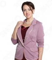 Жакет VEAS «Сладкая надежда». Цвет: розовый