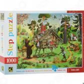 Пазл 1000 элементов Step Puzzle В гостях у сказки