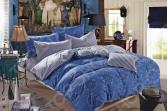 Комплект постельного белья Cleo 396-SK. Семейный
