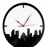 Часы настенные Miolla «Город»