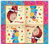 Салфетки детские Маша и Медведь «Машины сказки»