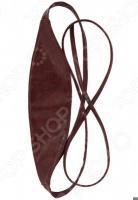 Ремень OZOKO «Авиор». Цвет: бордовый