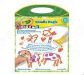 Набор для рисования в дороге Crayola Doodle Magic