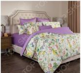 Комплект постельного белья Santalino «Флёр». Семейный
