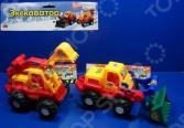 Конструктор-игрушка Joy Toy Р40802 Экскаватор