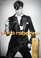 Туалетная вода для мужчин Paco Rabanne 1Million