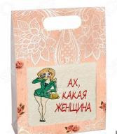 Полотенце махровое подарочное Dinosti «Какая женщина!». В ассортименте