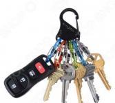 Брелок для ключей NiteIze KeyRack Locker-Asst MicroLocks KLKP-01-R3