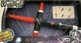 Оружие игрушечное 1 Toy «Световой меч крестовой»