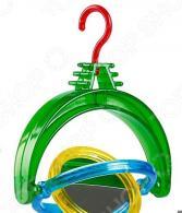 Игрушка для птиц подвесная Beeztees 010495 «Вертушка с зеркалом»