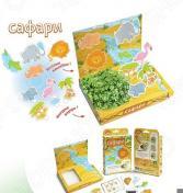 Набор для выращивания Happy Plant «Сафари»