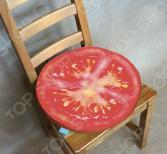 Подушка на стул IRIS Marca Marco 3036 круглая