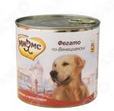 Корм консервированный для собак Мнямс «Фегато по-Венециански» с телячьей печенью и пряностями