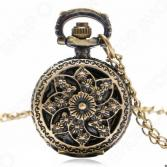 Кулон-часы Mitya Veselkov «Ромашки (мини)»