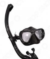 Набор из маски и трубки WAWE MS-1383S60