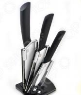 Набор керамических ножей в подставке Irit IRH-532