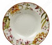 Тарелка суповая Utana «Пенелопа»