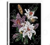 Мозаика из пайеток Shantou Gepai «Лилии»